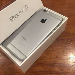 iPhone 6s -16gb Space gray