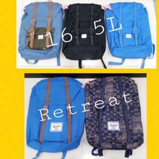 Authentic Herschel Bags