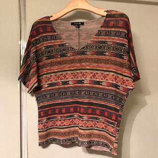 Ethnic Forever 21 Top In Large