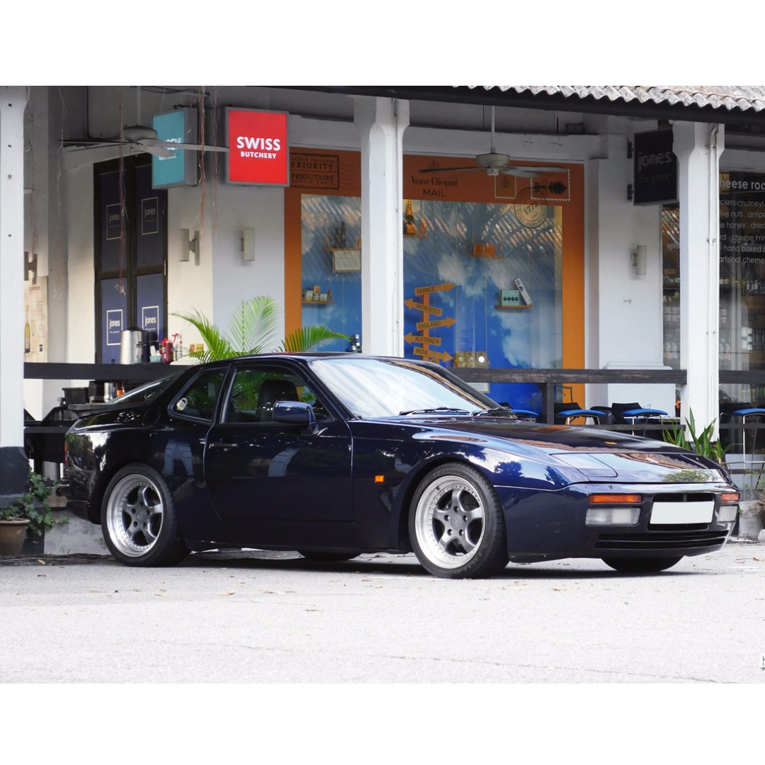 Used Turbo Porsche For Sale: 1986 Porsche 944 Turbo (Coe 2019), Cars, Cars For Sale On