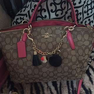 RUSH SELLING THIS COACH KELSEY BAG 😭😭