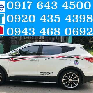 CAR FOR RENT CAR FOR HIRE CAR RENTAL SERVICE VAN FOR HIRE VAN FOR RENT VAN RENTAL SERVICE