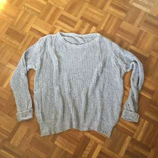 Thin Knit Sweater