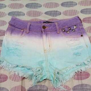 Vanilla breeze Summer Shorts!