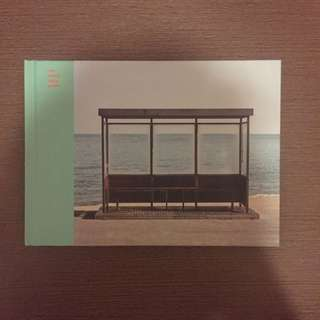 Bts Ynwa Mint Green Ver