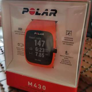 Polar Advanced Running Watch 全新