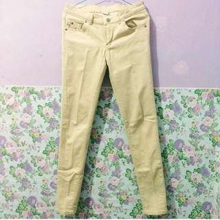 Hammer Long Pant Warna Cream