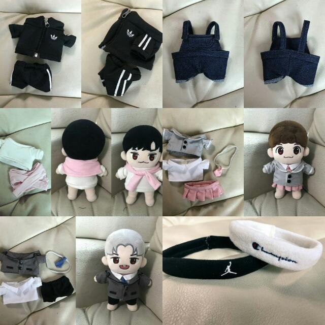 20cm Doll Clothes by @Friend_closet