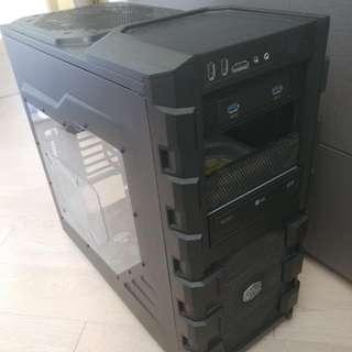 Cooler Master 淨機箱