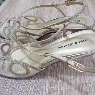 REPRICED,!!! Gibi Collection Sandals