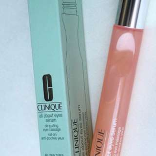 Clinique All About Eyes Serum 15ml