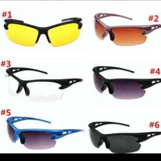 Sports UV Sunglasses! Stylish And Cool!