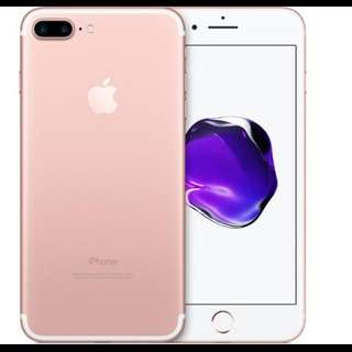 Iphone 7 Plus 256gb Pink