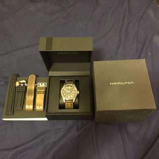 Hamilton 手錶