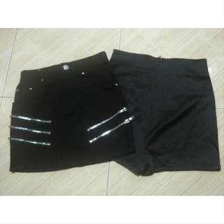 Skirt And Short