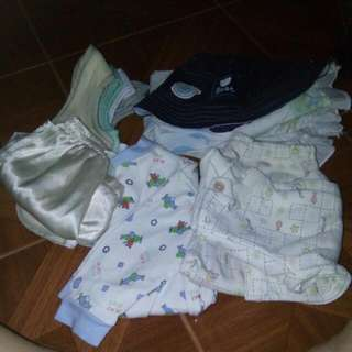 Babies Preloved Items