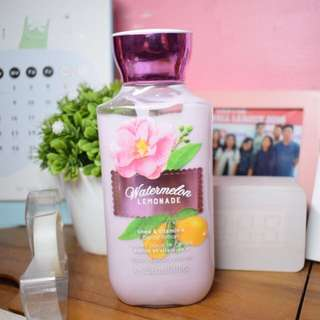 Bath And Body Works Watermelon Lemonade Lotion