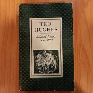 Selected Poems- Ted Hughs