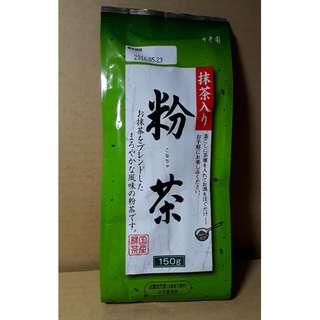 日本寿老園 抹茶入 粉茶/ 150g 出清#有超取最好買
