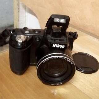 Nikon.   單眼數位相机L310