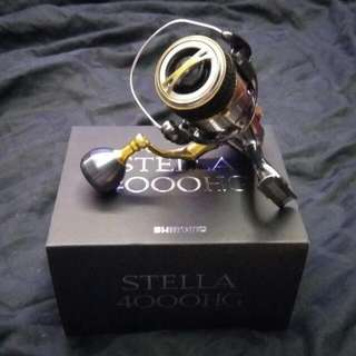 Shimano Stella Reel 4000HG