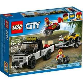 LEGO® CITY 60148 ATV RACE TEAM