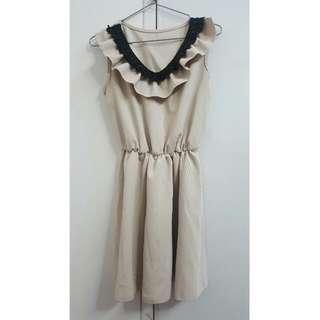 White Office Dress