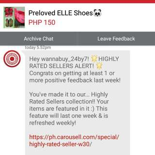 Thank You Carousell😘