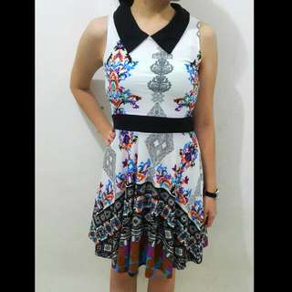 Dress Multipattern