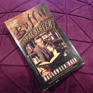 Buffy The Vampire Slayer: Halloween Rain
