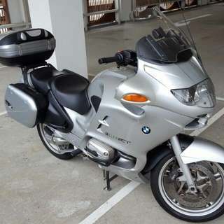 BMW R1150RT Motorbike (Licence Renewed For 12 Months until Aug 2018)