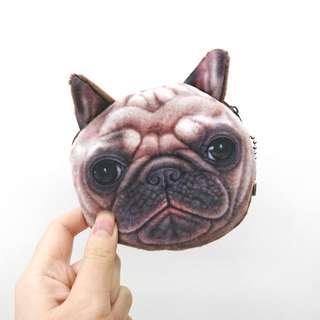 狗仔銀包 Coin purse