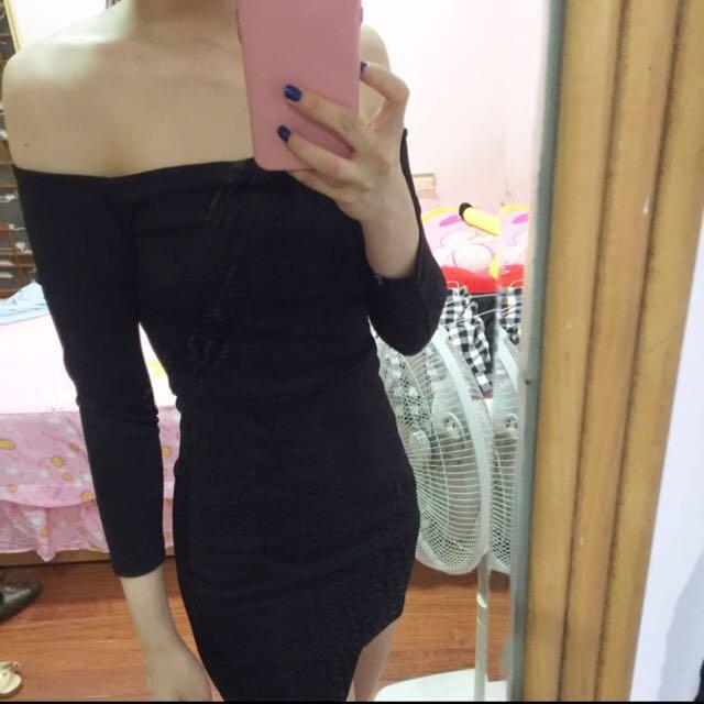 黑包臀裙 降價