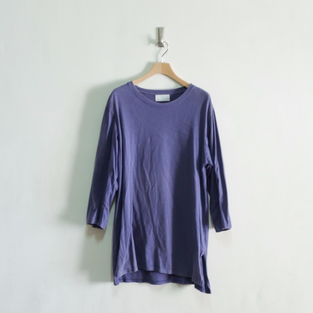 二手 / COP 七分袖 上衣 T恤