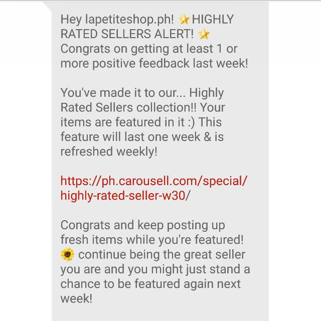 🌟 HIGHLY RATED SELLER 🌟