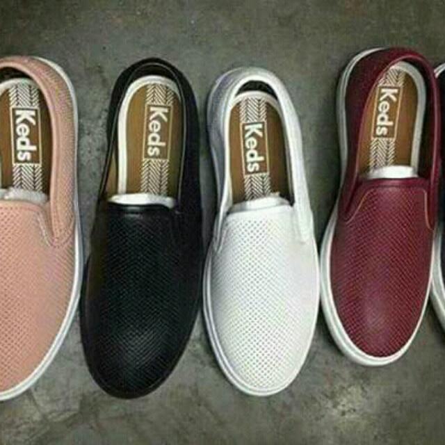 🌸🌸🌸 Keds Slip On Shoes 🌸🌸🌸