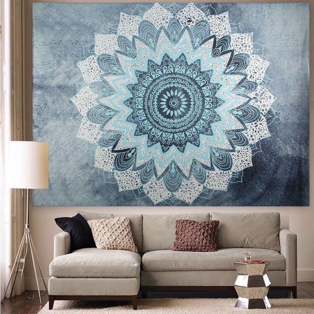 民族風掛毯 Mandala Tapestry