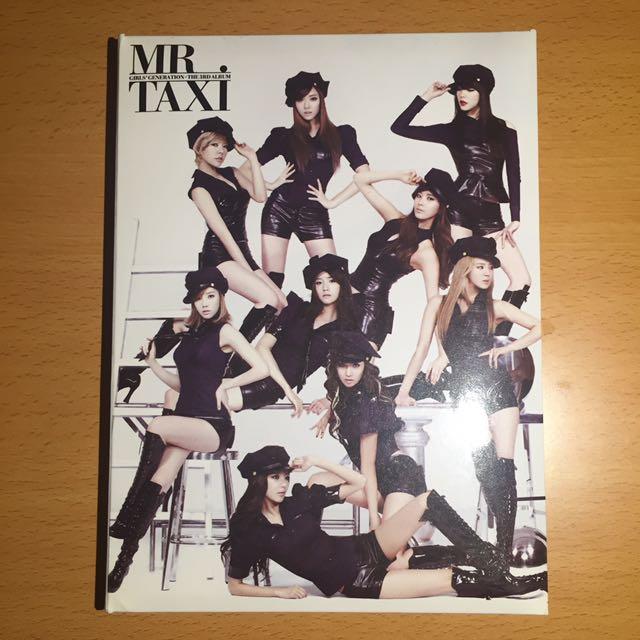少女時代 Mr.taxi 專輯 Girls' Generation