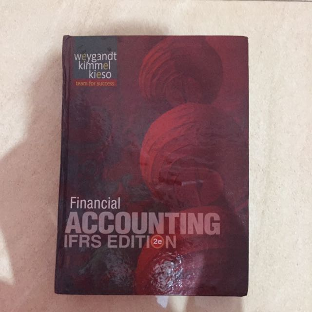 Accounting (IFRS EDITION)