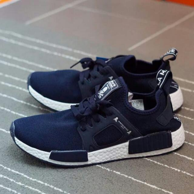 Adidas NMD Mastermind Navy Blue 051dff92a