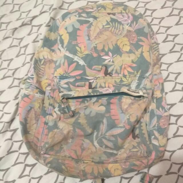 Afends Rainforest Backpack (faded look)