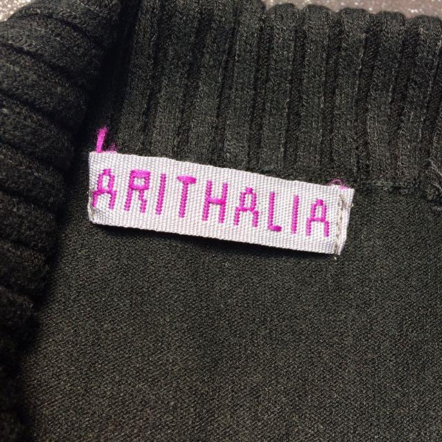 ARITHALIA High Quality Knitted Sabrina