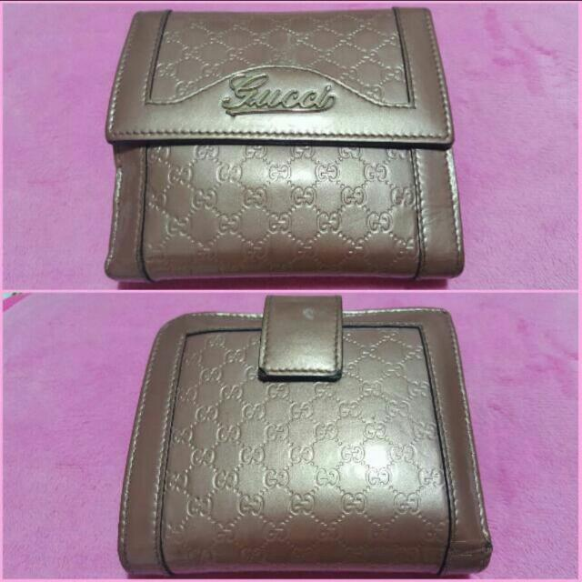 6e746819c39ff6 Authentic Gucci Wallet, Luxury, Bags & Wallets on Carousell