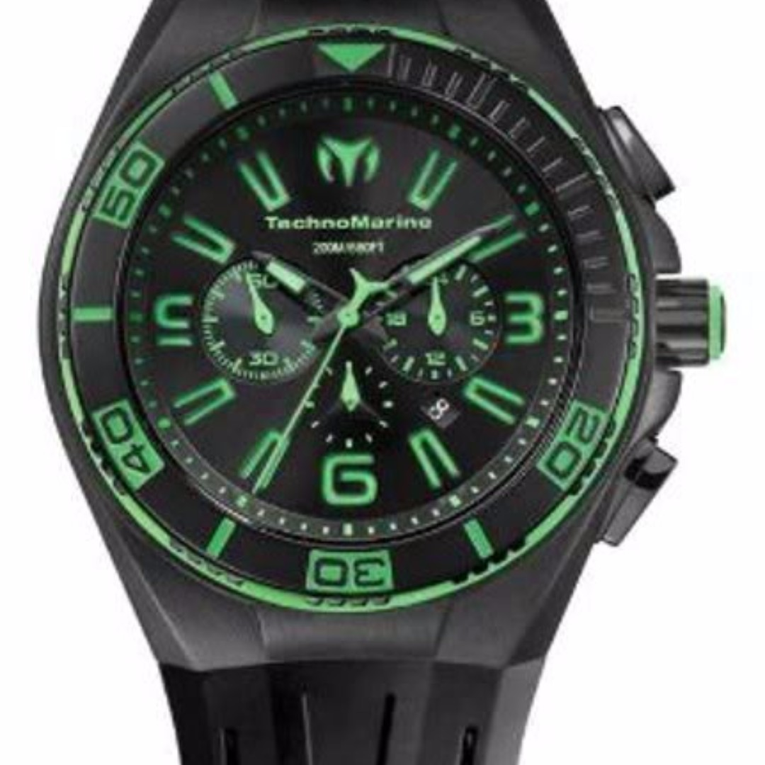 Authentic Technomarine 112002 Cruise Night Vision