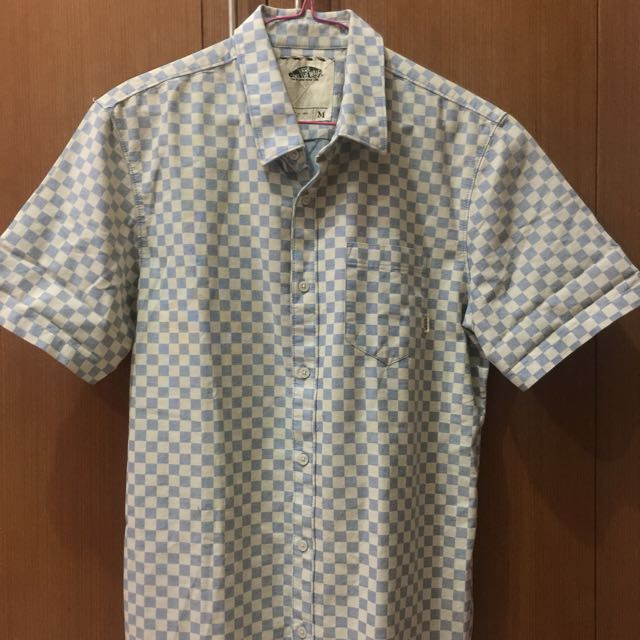 Authentic Vans Shirt sz M (used by me)