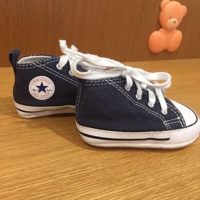 Baby Converse, Blue
