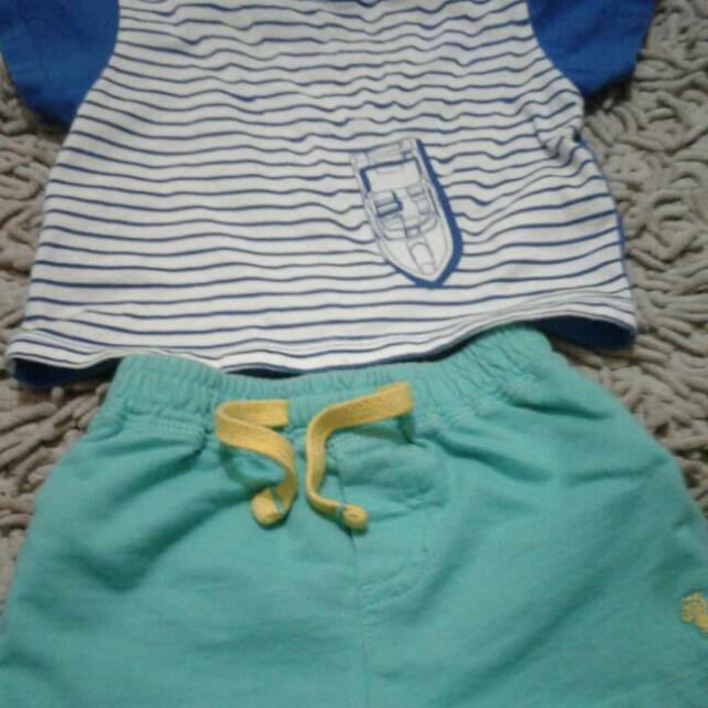 Baju Set Poney