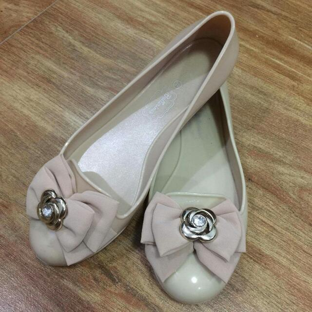 Ballerines By Mendrez Jelly Shoes