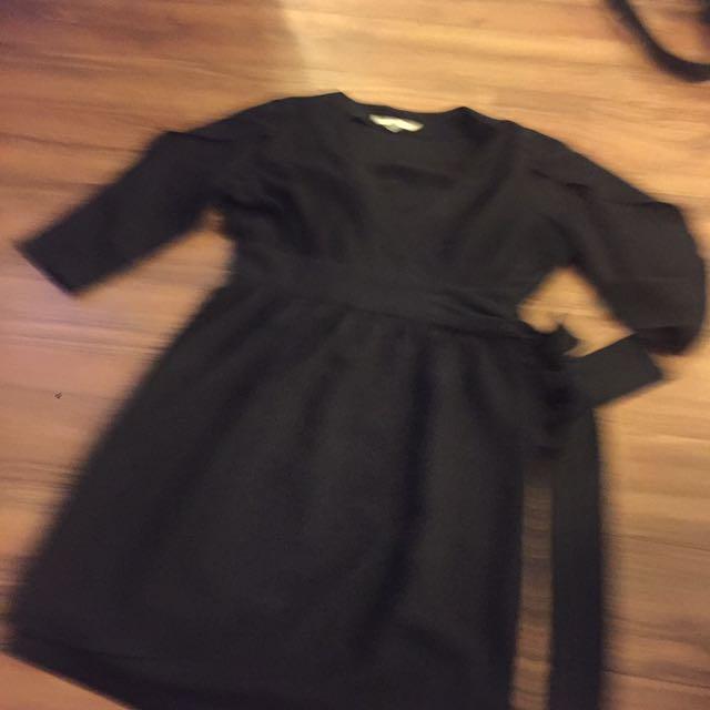 BB Dakota Wrap Dress