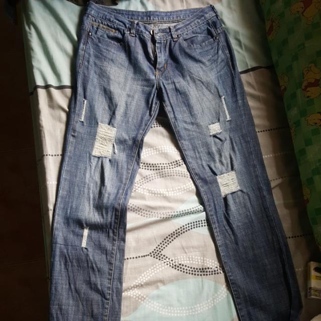 Bench Pants
